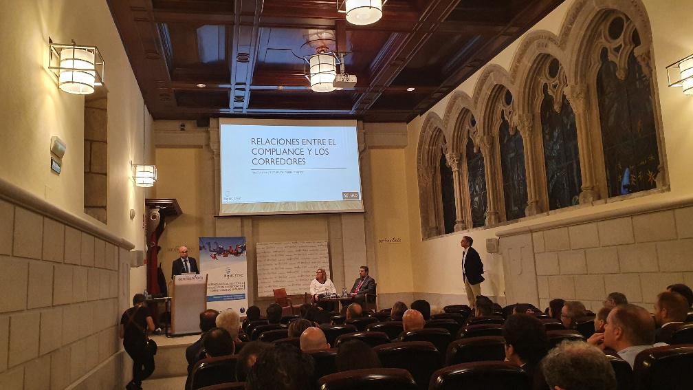 Agacose celebra su congreso anual en Santiago de Compostela